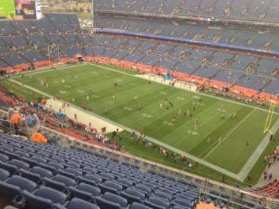 Empower Field at Mile High Stadium section 530