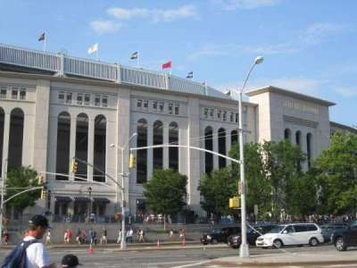 Yankee Stadium, section: exterior