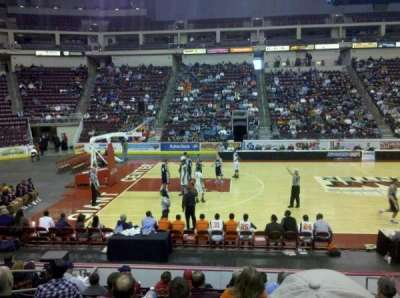 Giant Center section 106