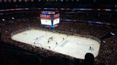 Capital One Arena, section: 420, rangée: K, siège: 10