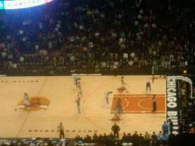 United Center, section: 333