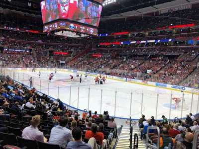 BB&T Center, section: 114, rangée: 16, siège: 1