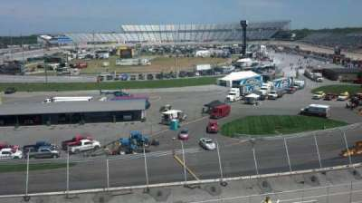 Dover International Speedway section 134