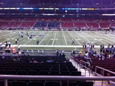 The Dome at America's Center section 140
