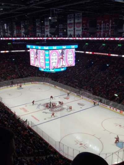 Centre Bell section 332