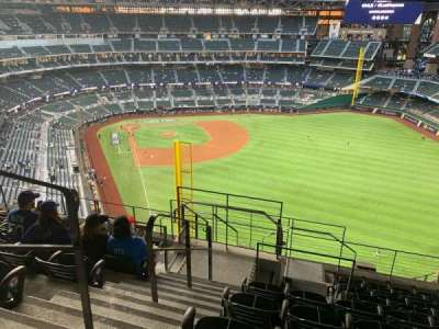 Globe Life Field section 326