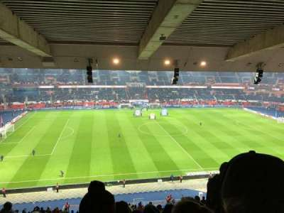 Parc des Princes section 404