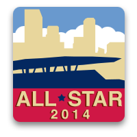 1 photo from the 2014 MLB All-Star Game