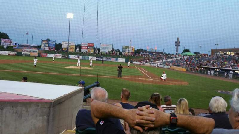 FirstEnergy Park, section: 110, rangée: 9, siège: 18