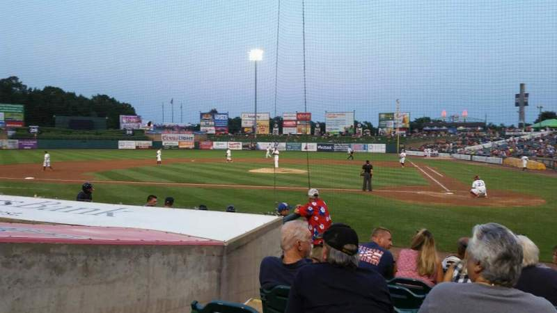 FirstEnergy Park, section: 110, rangée: 10, siège: 17