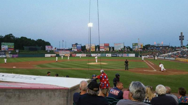 FirstEnergy Park, section: 110, rangée: 10, siège: 16