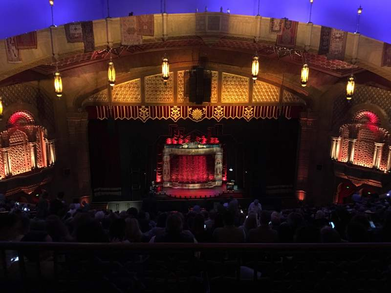 Fox Theatre (Atlanta), section: SLA, rangée: M, siège: 113