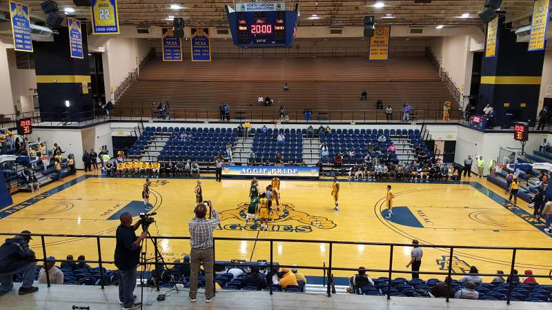 Corbett Sports Center, section: GA