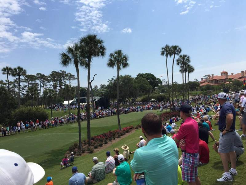 TPC at Sawgrass, section: 3rd Hole