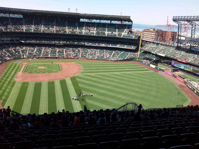 Safeco Field, section: 308, rangée: 25 12
