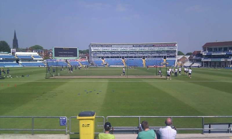 Vue de la place pour Headingley Cricket Ground